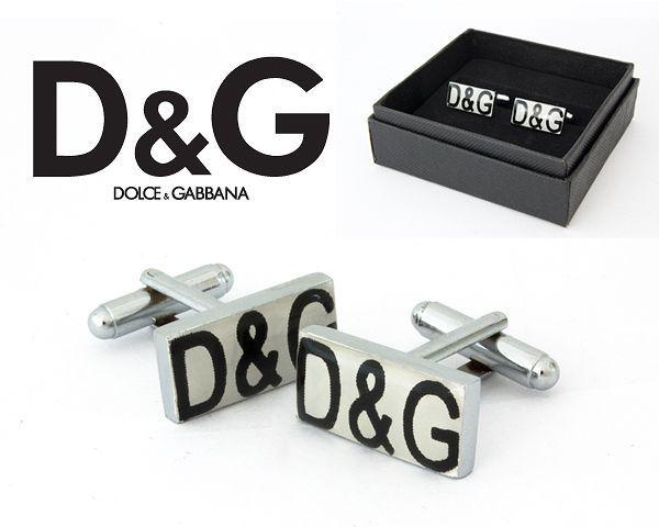 Запонки Dolce & Gabbana  №219