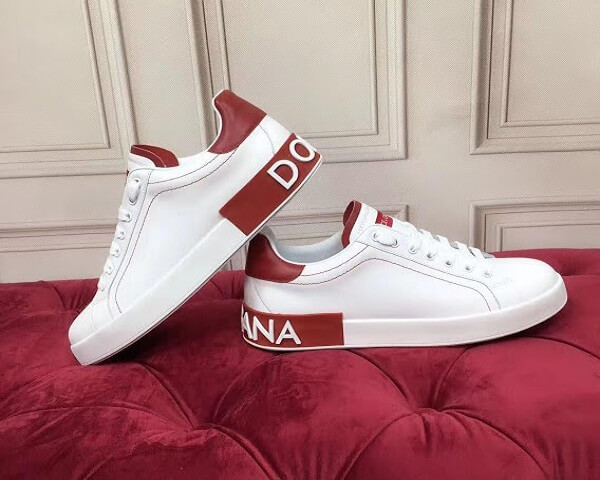 Кеды Dolce & Gabbana  №F020