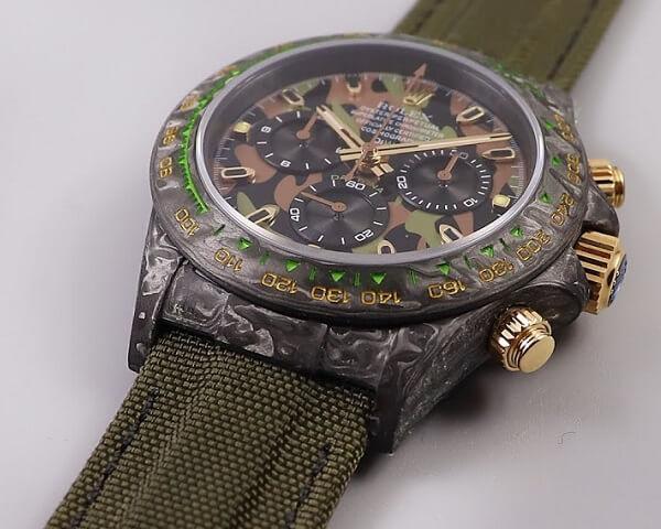 Мужские часы Rolex  №MX3633