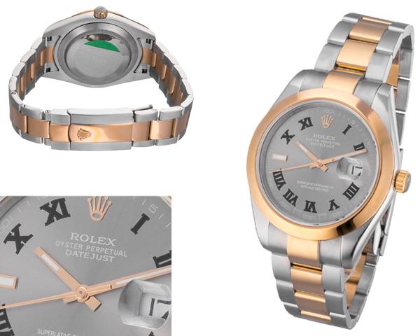 Мужские часы Rolex  №MX3523