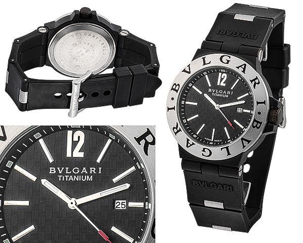Мужские часы Bvlgari  №MX3139