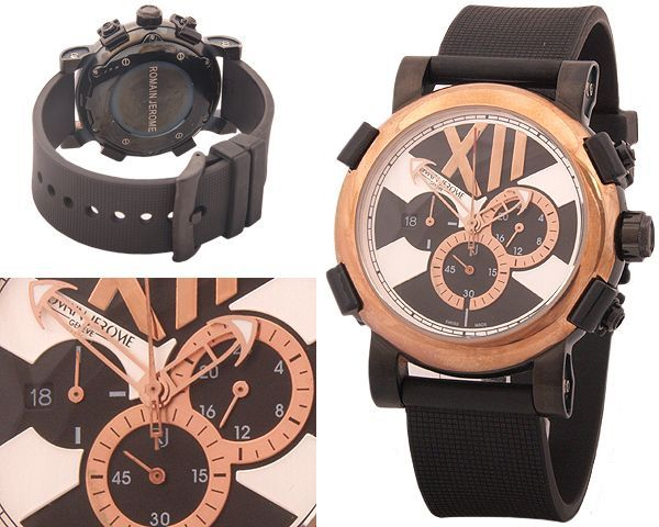 Копия часов Romain Jerome  №M3685-12