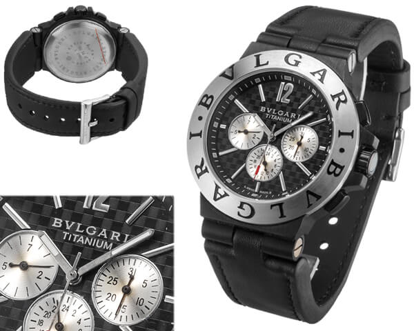Мужские часы Bvlgari  №MX3749