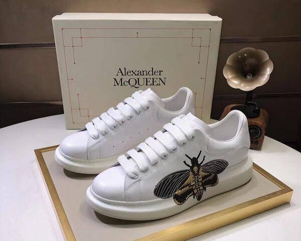 Кеды Alexander McQueen  №F128