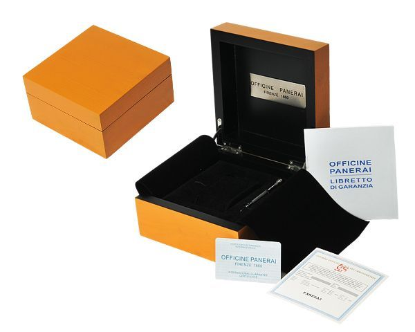 Коробка для часов Panerai  №38