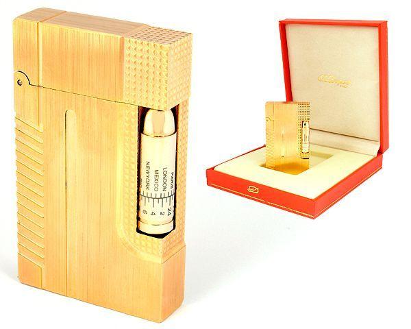 Зажигалка S.T. Dupont  №00180