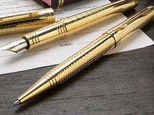 Брендовые ручки - деловой аксессуар