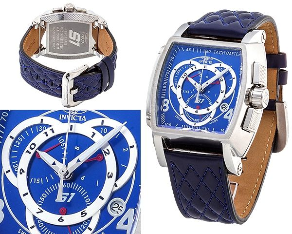 Мужские часы Invicta  №N2475