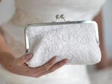 Выбираем идеальный клатч для невесты