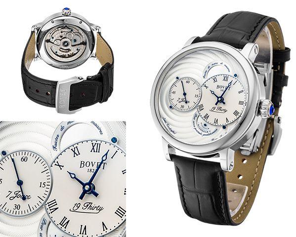 Мужские часы Bovet  №MX3318 (Референс Dimier 19Thirty)