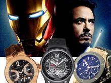 Супергеройские часы в блокбастере «Железный человек»
