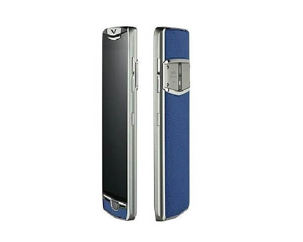 Смартфон Vertu  Constellation Х 2019 Dark Blue