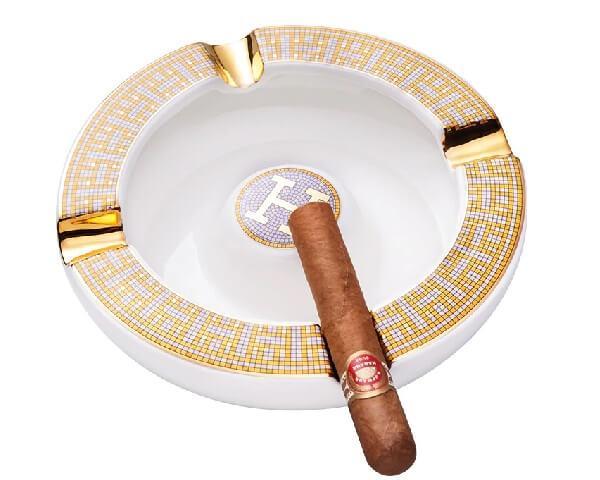 Пепельница для сигар Hermes  №E050