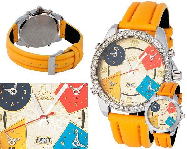 Женские часы Jacob&Co  №MX0391