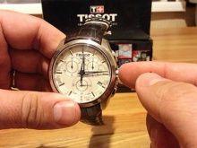 Как настроить наручные часы?