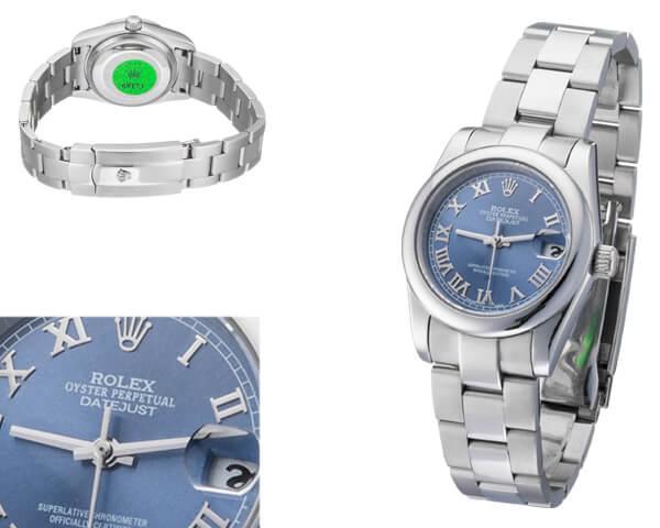 Женские часы Rolex  №MX3580 (Референс оригинала 178240-0036)