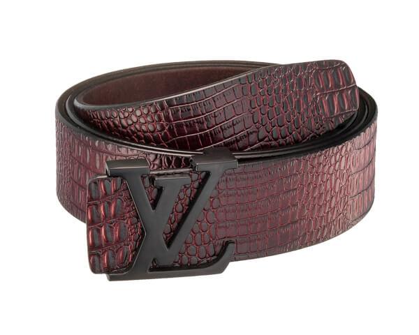 Ремень Louis Vuitton  №B084