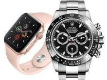 Швейцарские часы и Apple Watch: 7 преимуществ механики