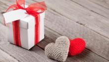 Подарки на день влюбленных. Выбираем стильные и модные вещи для двоих.