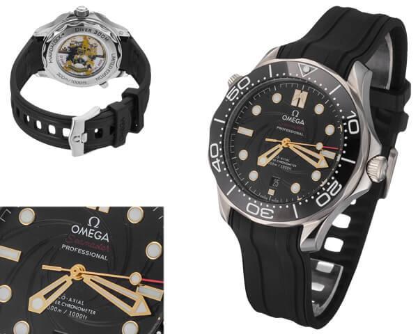Мужские часы Omega  №MX3703 (Референс оригинала 210.22.42.20.01.004)