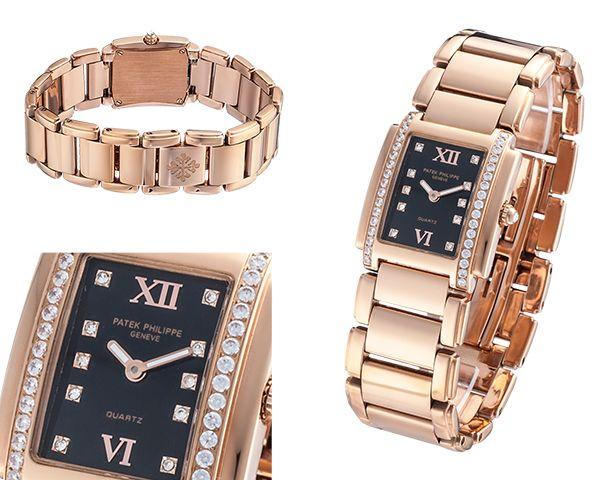 Женские часы Patek Philippe  №MX3331