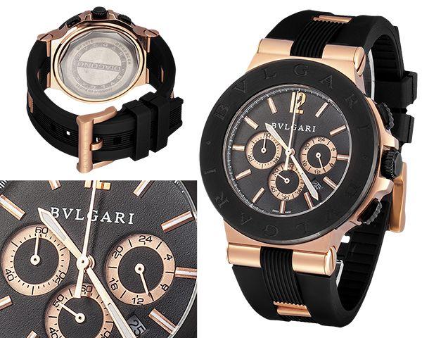 Мужские часы Bvlgari  №MX3206