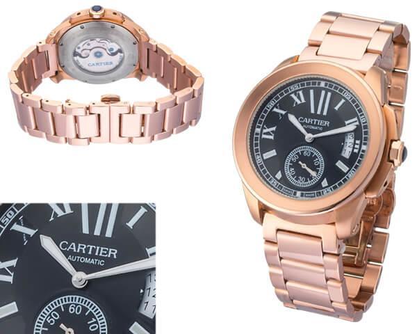 Мужские часы Cartier  №MX3585