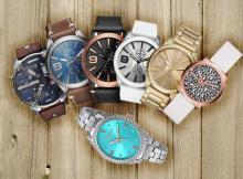 Summer 2017 – новая летняя коллекция часов в стиле бунтарства и классики от Diesel