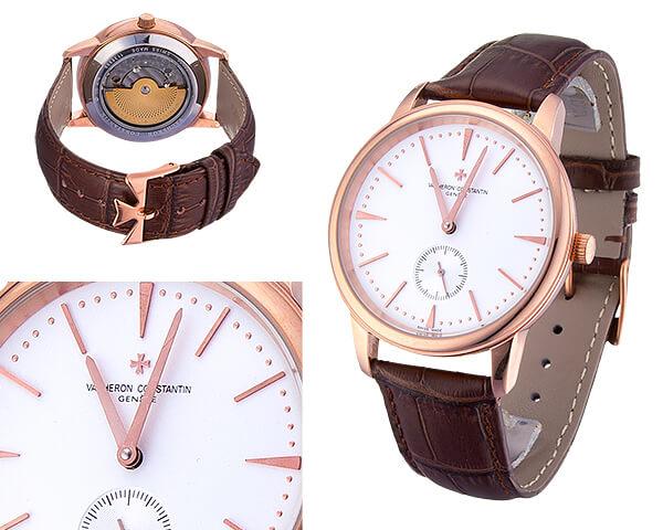 Мужские часы Vacheron Constantin  №MX3419