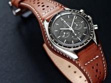 Кожаный ремешок часов: рекомендации и советы по уходу
