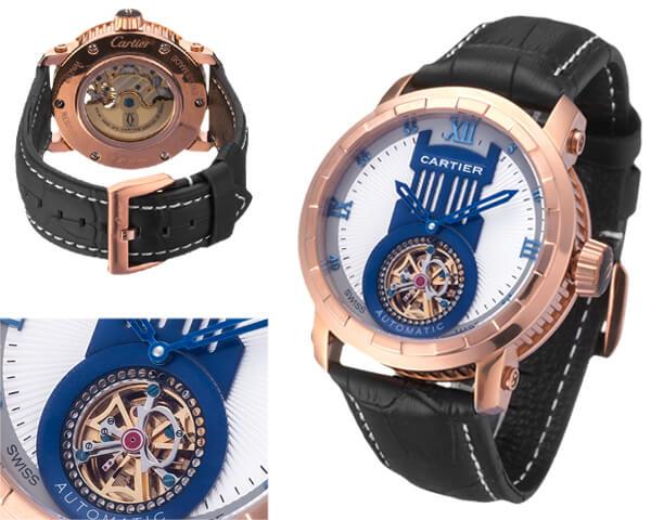 Мужские часы Cartier  №MX3446