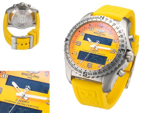 Мужские часы Breitling  №MX3686