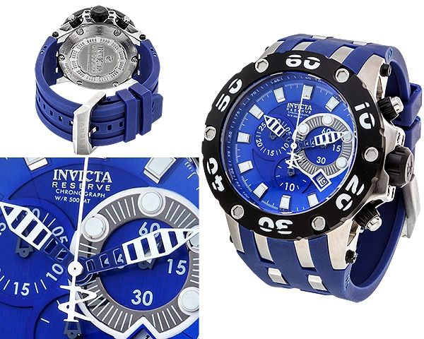 Мужские часы Invicta  №N2478