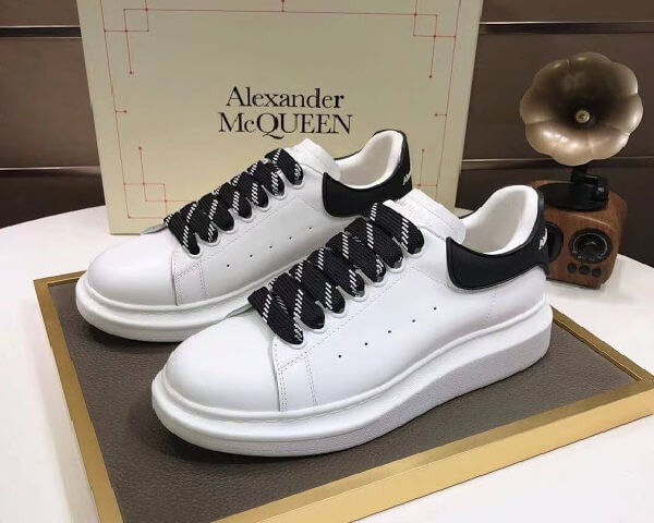 Кеды Alexander McQueen  №F123