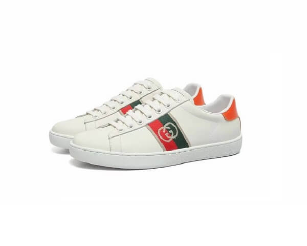 Кеды Gucci  №F026
