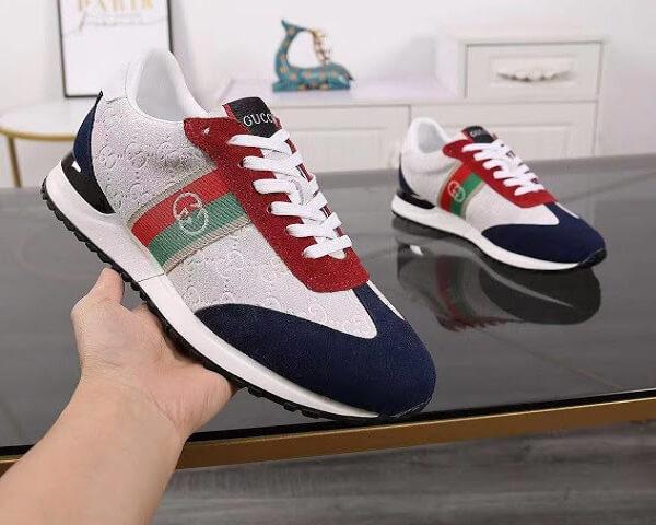Кроссовки Gucci  №F102