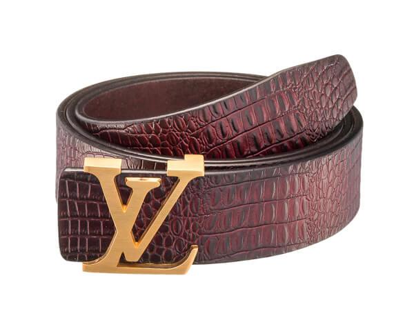 Ремень Louis Vuitton  №B092