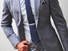 Зажим для галстука: распространенные ошибки
