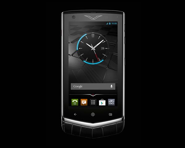 Телефон Vertu  Constellation V Alligator