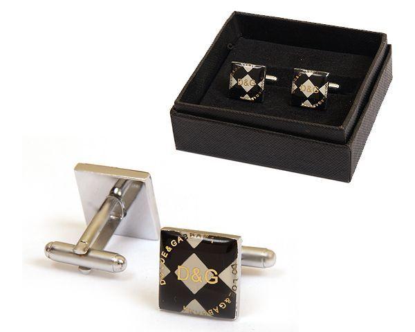 Запонки Dolce & Gabbana  №293