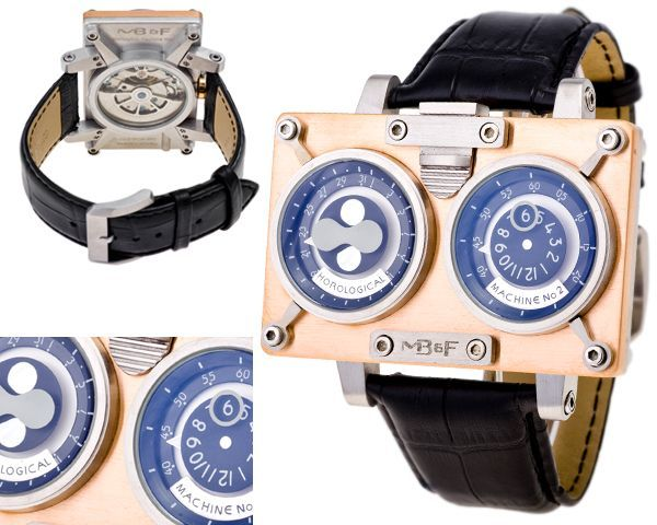 Мужские часы MB&F  №MX0915