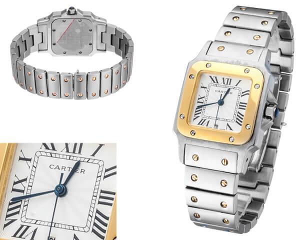 Женские часы Cartier  №MX3602