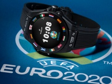 Часы Hublot Big Bang E UEFA Euro 2020 - официальные часы Евро-2020