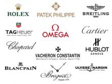 Категории престижности часовых брендов