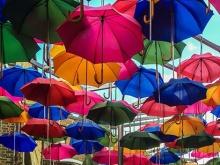 Выбираем зонтик: механика, полуавтомат или автомат?