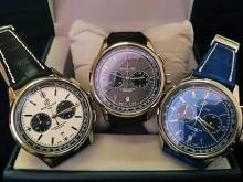 Обзор реплики швейцарских мужских часов Breitling Premier B01 Chronograph 42 (референс оригинала AB0118A61C1P1)