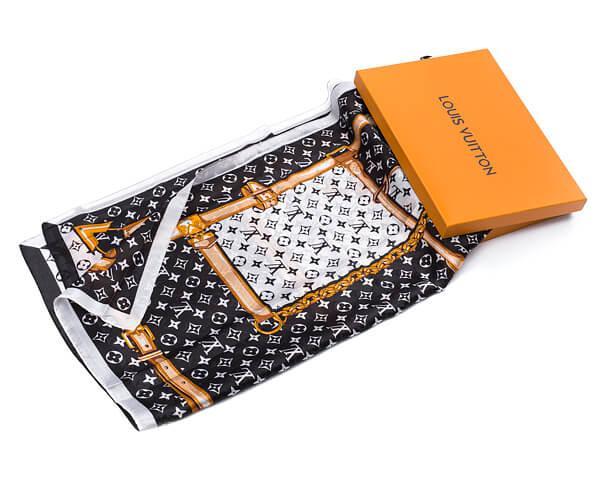 Платок Louis Vuitton  №K077