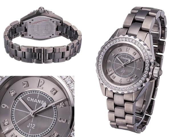 Женские часы Chanel  №MX3509