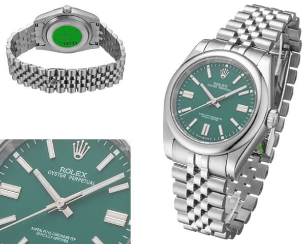 Унисекс часы Rolex  №MX3705
