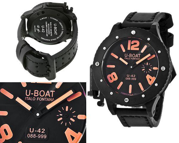 Копия часов U-BOAT  №MX1506